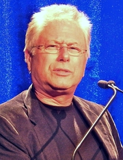 Author photo. Alan Menken [credit: Sarah Ackerman]