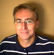 Author photo. Roderic D. M. Page