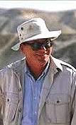 Author photo. Kent R. Weeks [credit: Tour Egypt]