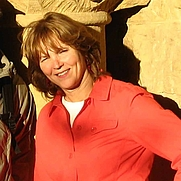 Author photo. Sharon Gmelch