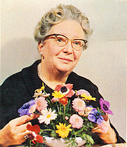 Author photo. Anna Catharina Muller-Idzerda