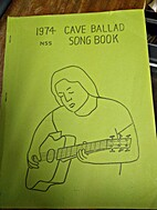 1974 NSS Cave Ballad Song Book by Larry…