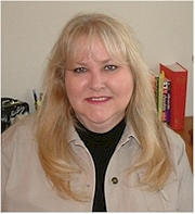 Author photo. Patti Berg