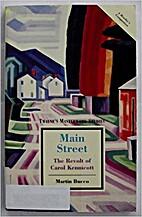 Main Street: The Revolt of Carol Kennicott…