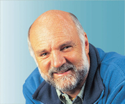 Author photo. Cameron McNeish