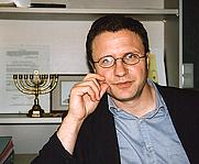 Author photo. Alfered Bodenheimer