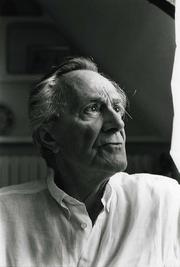 Author photo. Jean-François Lyotard en 1995.