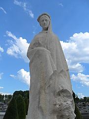Author photo. Sculpture de Pierre Albert-Birot au cimetière d'Issy-les-Moulineaux By Yelti - Own work, CC BY-SA 3.0, <a href=&quot;https://commons.wikimedia.org/w/index.php?curid=26532683&quot; rel=&quot;nofollow&quot; target=&quot;_top&quot;>https://commons.wikimedia.org/w/index.php?curid=26532683</a>