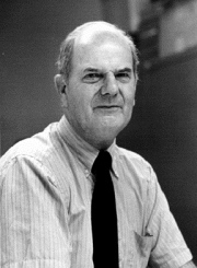 Author photo. Norman J. W. Thrower [credit: UCLA]