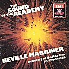 The Sound of The Academy by Sir Neville…