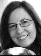 Author photo. Photo by Miriam Graff
