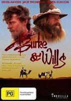 Burke & Wills by DVD