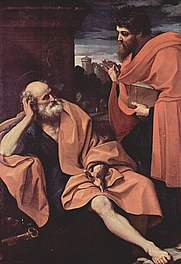 Author photo. St. Peter and St. Paul by Guido Reni, c.1605.