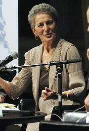 Author photo. Natalie Zemon Davis [cropped from Wikipedia photo; credit: Holbergprisen]