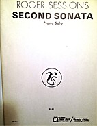 Second sonata : piano solo by Roger Sessions