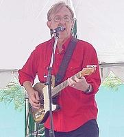 Author photo. Shirlington Virginia 2003 / Photo by David Thrower