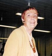 Author photo. Ariadne Primavera