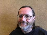 Author photo. Jay Wiseman (by Elonka, 2007)