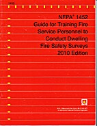 NFPA 1452 Guide for Training Fire Service…
