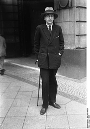 Author photo. German Federal Archive