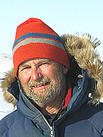 Author photo. Ian Stirling [credit: Environment Canada]