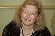 Author photo. Esther Friesner. Photo by Catriona Sparks. Wikimedia Commons