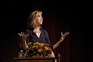 Author photo. Nancy Gibbs by Lauren Gerson