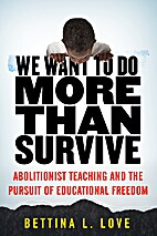 We Want to Do More Than Survive:…