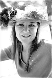 Author photo. Photo by Joan Beard