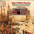 Elgar & Walton Marches by Edward Elgar