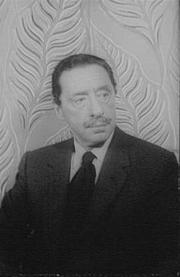 Author photo. Carl Van Vechten (1960)