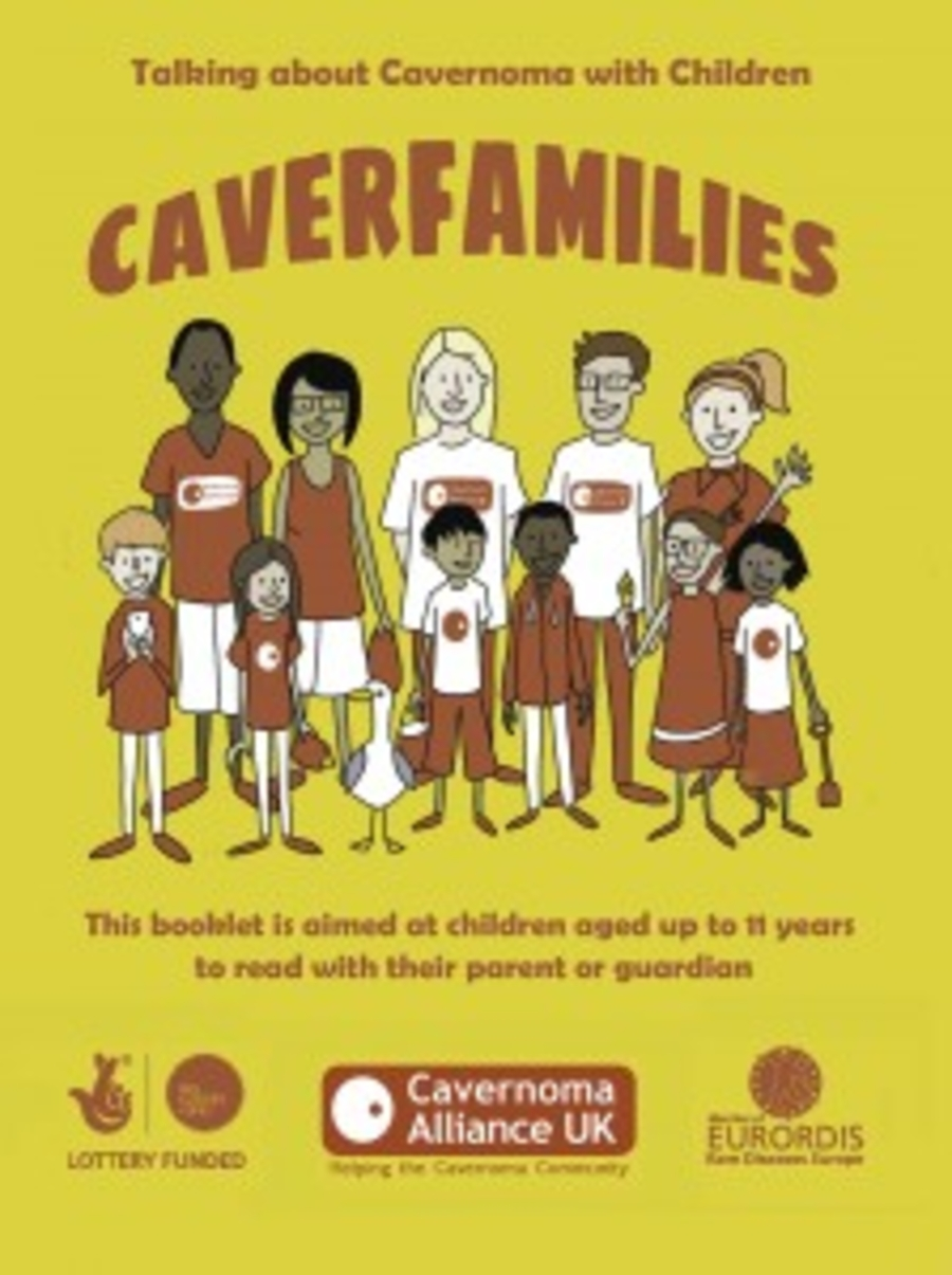 Caverfamilies