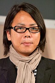 Author photo. Yusuke Kozaki (by Georges Seguin, 2009)