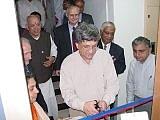 Author photo. Ramachandra Guha at the US Consulate, Chennai