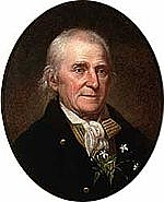 Author photo. Portrait of Bartram by Charles Willson Peale