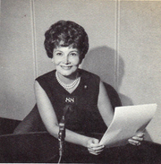 Author photo. Myra Waldo