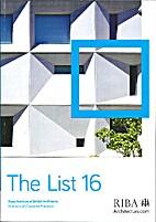The List 16 by RIBA