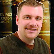 Author photo. Christian Book Expo