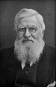 Author photo. Image from <b><i>The Darwin-Wallace celebration held on Thursday, 1st July, 1908 by the Linnean Society of London</i></b> (1908)