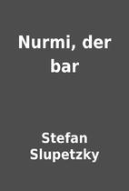 Nurmi, der bar by Stefan Slupetzky