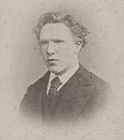 Author photo. Vincent Van Gogh (1873)