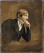 Author photo. Portrait de Pierre-Joseph Redouté by Louis-Léopold Boilly - Joconde.
