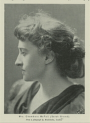 Author photo. Courtesy of the <a href=&quot;http://digitalgallery.nypl.org/nypldigital/id?1247411&quot;>NYPL Digital Gallery</a> (image use requires permission from the New York Public Library)