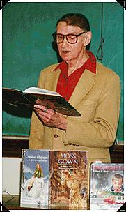 Author photo. northcarolinaliteraryfestival1998