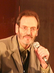 Author photo. Radioflux, 2004