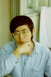 Author photo. Photo by Zhiping Wang