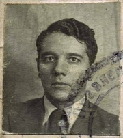 Author photo. Identification photo
