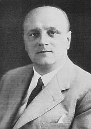 Author photo. Reichshandbuch der deutschen Gesellschaft 1930 / P.C.-Archiv Hamburg