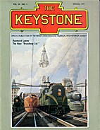 The Keystone, volume 24, n°1 by Jr. Charles…