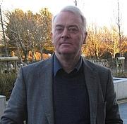 Author photo. beo.ie